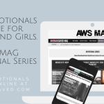 AWS MAG | Christian Magazine Online | Devotional Series: Read devotionals freely online.