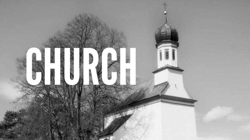 CHURCH800