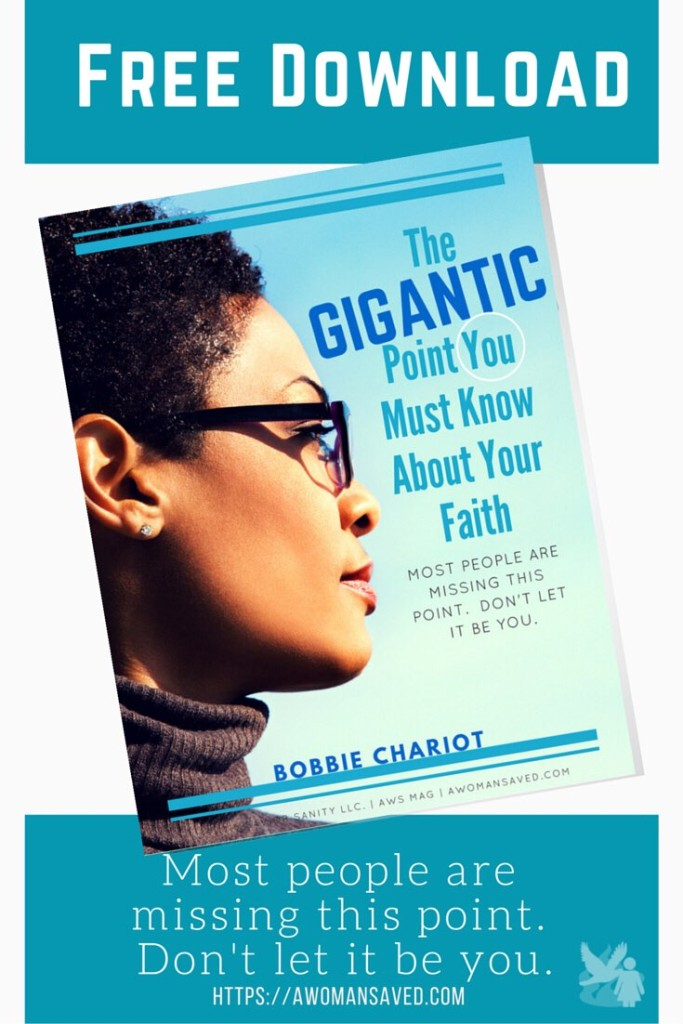 The Gigantic Point You Must Know About Your Faith Download