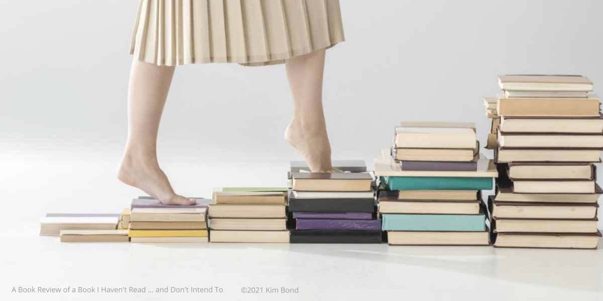 Stepping On Books